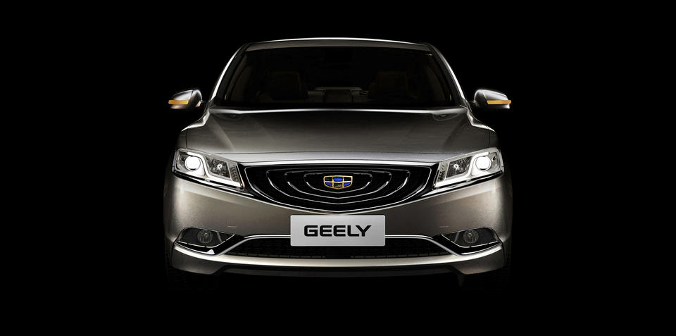 Geely GC9 unveiled: First Geely designed by Volvo's former head designer