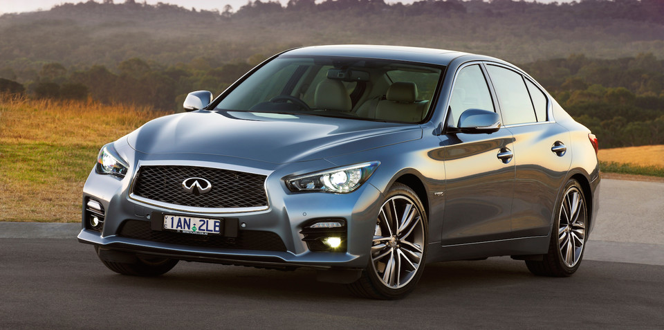 Infiniti Q50 to ditch new steering system for old one from G37 - report