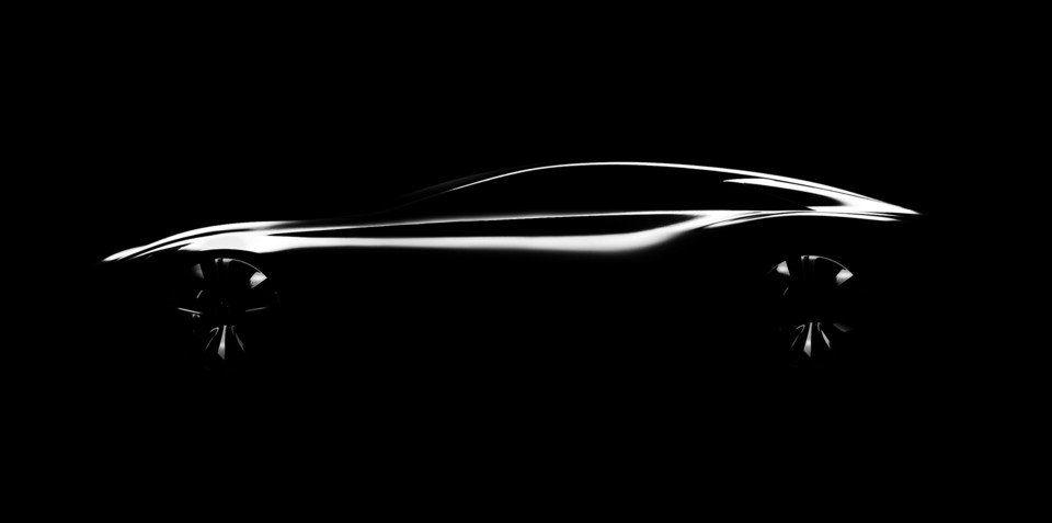 Infiniti Q80 Inspiration concept points to a new rival to the Porsche Panamera