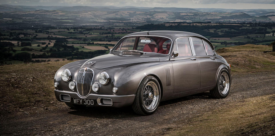 Jaguar Mark 2 restoration by Ian Callum to be produced in limited numbers
