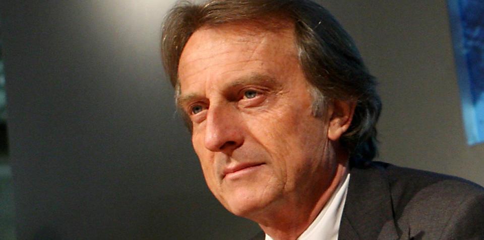 Luca di Montezemolo resigns as Ferrari chairman; Marchionne to take over
