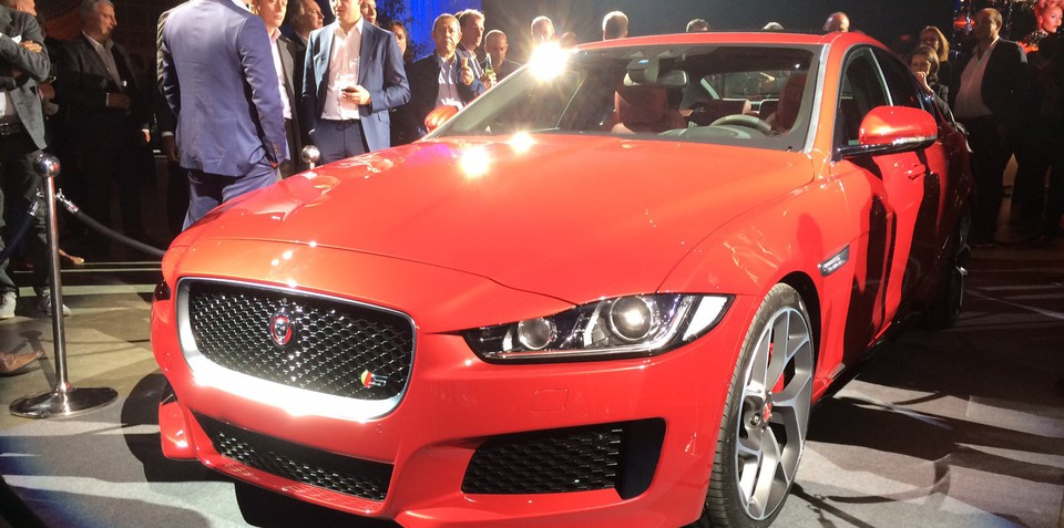 2015 Jaguar XE styling : Hit or Miss?