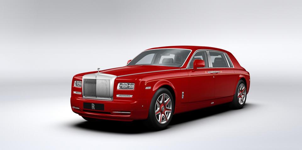 HK tycoon orders 30 Rolls-Royce Phantoms for his luxury hotel