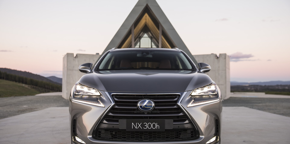 "Traditional Lexus buyers ""love"" the company's bold new design, says chief"