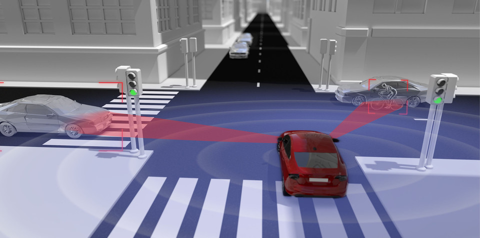 Volvo developing 360-degree view, active collision avoidance safety systems