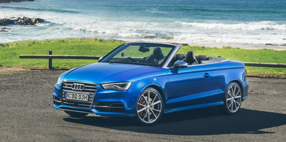 audi s3 cabriolet pricing and specifications. Black Bedroom Furniture Sets. Home Design Ideas