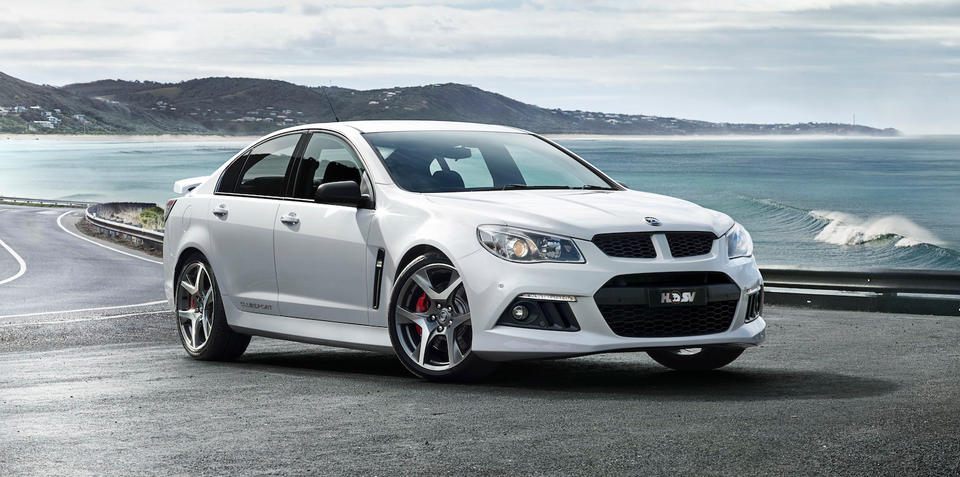 2016 HSV Clubsport and Maloo models to be supercharged - report