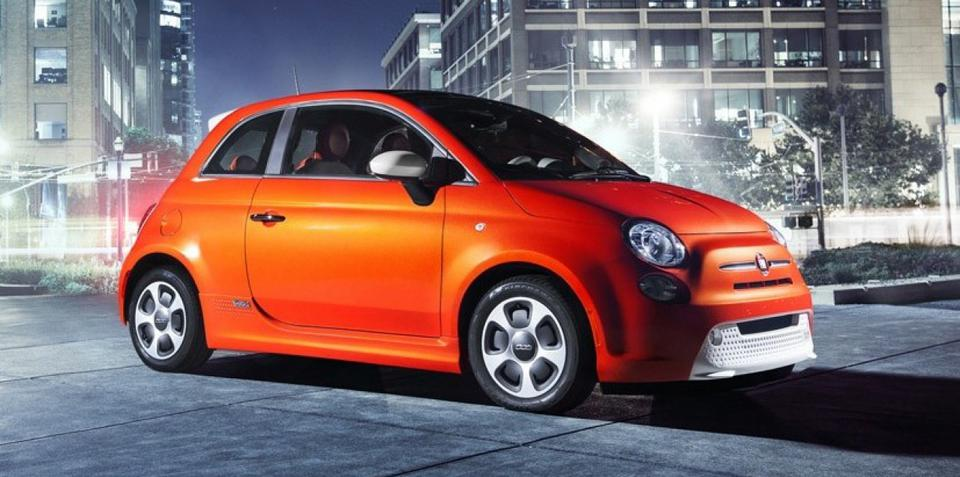 """Fiat Chrysler chief slams """"deluded"""" idea of affordable electric cars"""