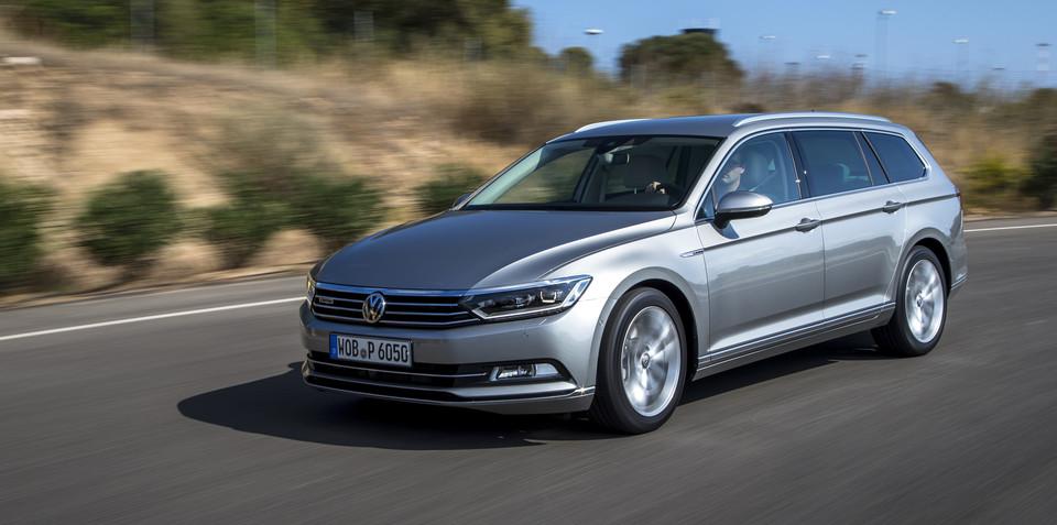 2015 Volkswagen Passat specifications