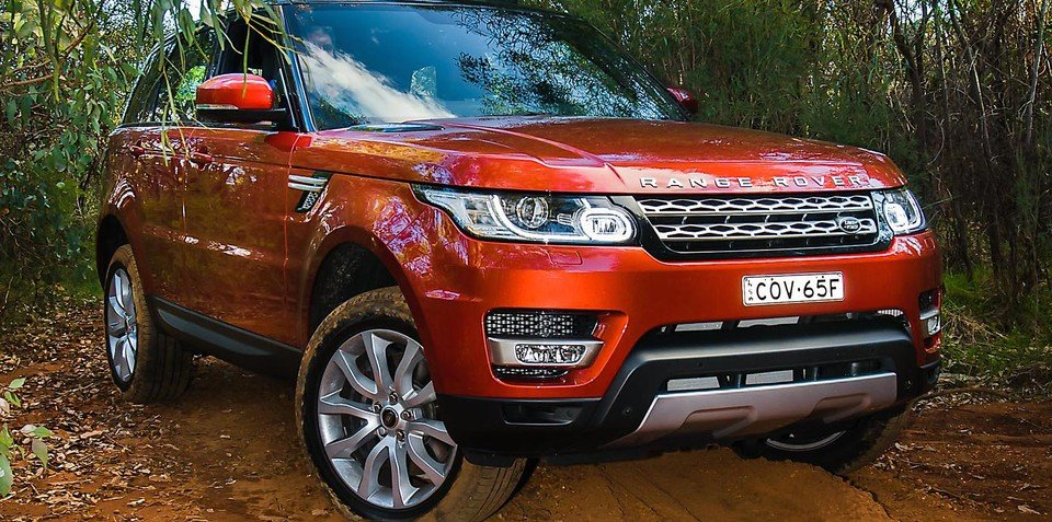 2015 Range Rover Sport : New entry model, hybrids join updated line-up