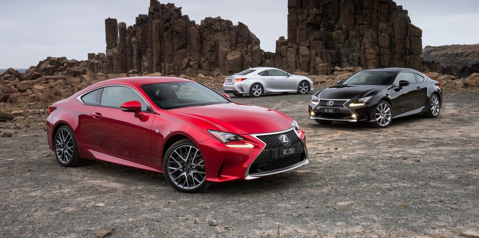 Lexus Rc350 Coupe Lands From A Sharp 66k