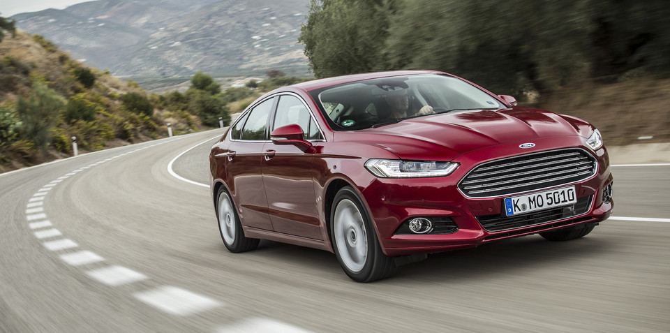 Ford Falcon won't be replaced; new Mondeo to straddle medium/large