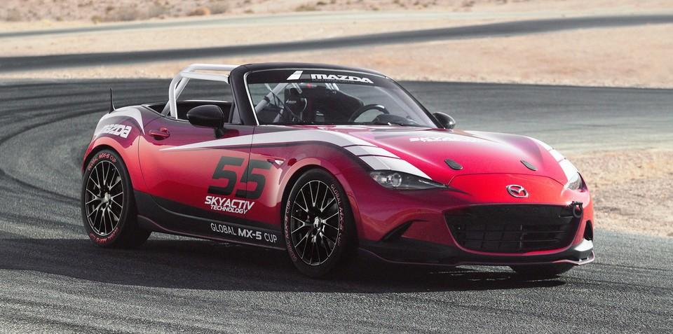 Mazda MX-5 to race in new global one-make series