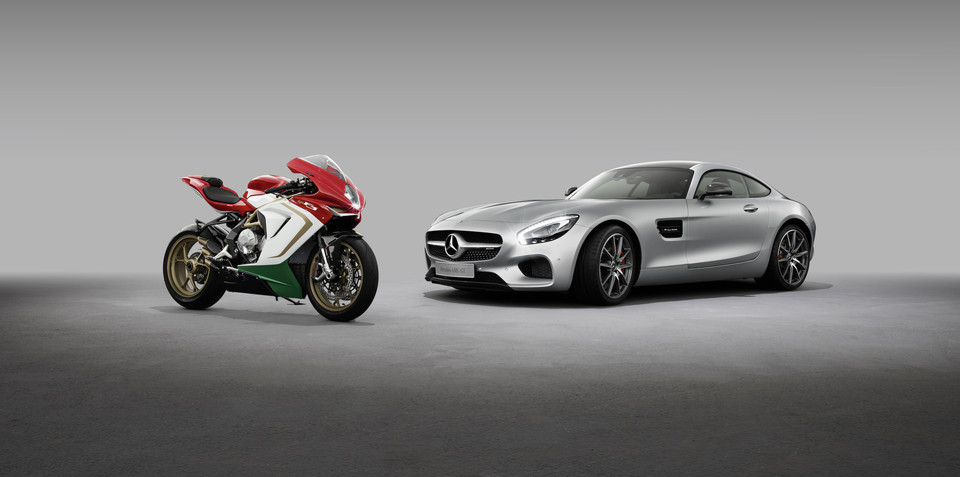 Mercedes-AMG buys quarter share in Italian motorcycle maker MV Agusta