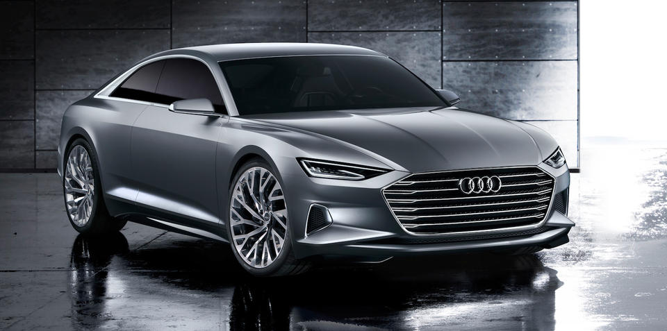 Audi to offer four-wheel steer, advanced quattro systems