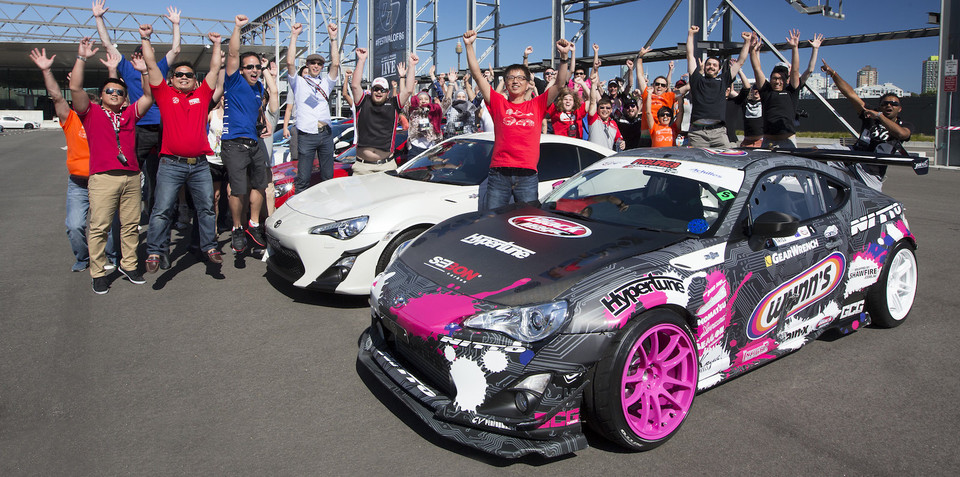 Toyota 86 race series planned for Australia in 2016