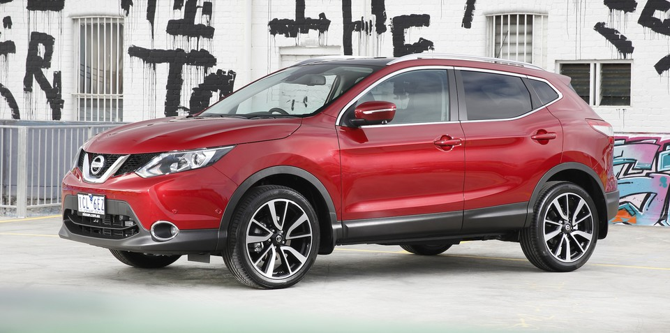 Waiting list out to six months for Nissan Qashqai Ti