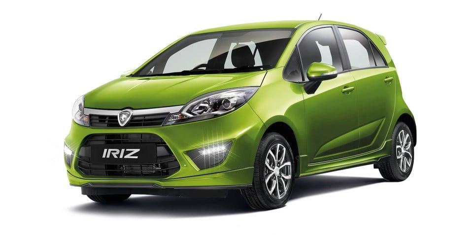 2015 Proton New Cars