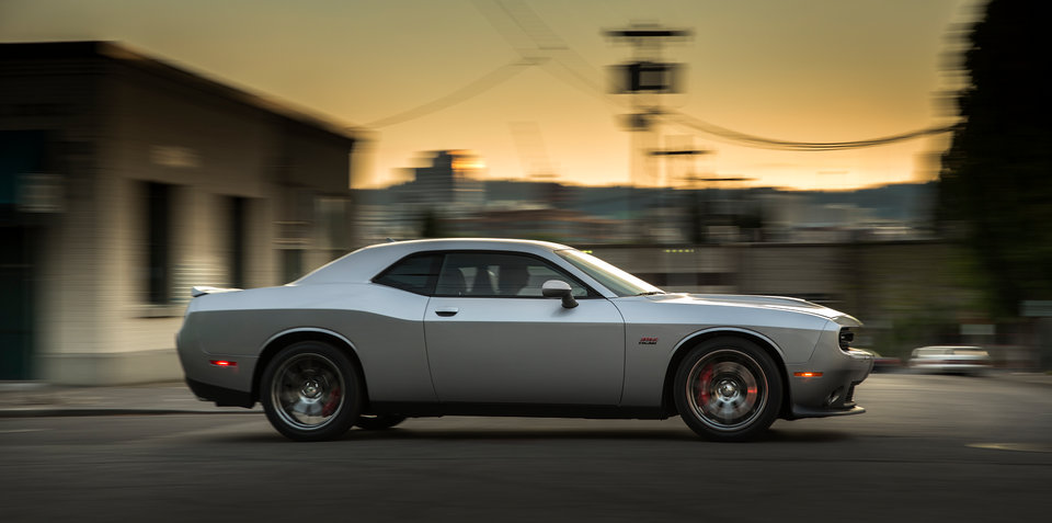 """Dodge Challenger an """"appealing proposition"""" to combat Mustang in Australia"""
