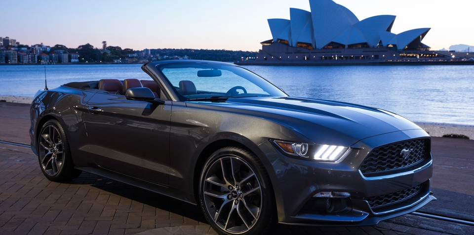 2015 Ford Mustang pricing and specifications: Fastback from $44,990, Convertible from $53,990