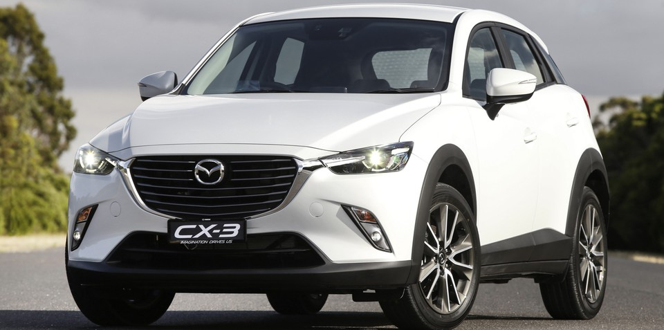 Mazda CX-3 buyer interest levels five times higher than Mazda 2