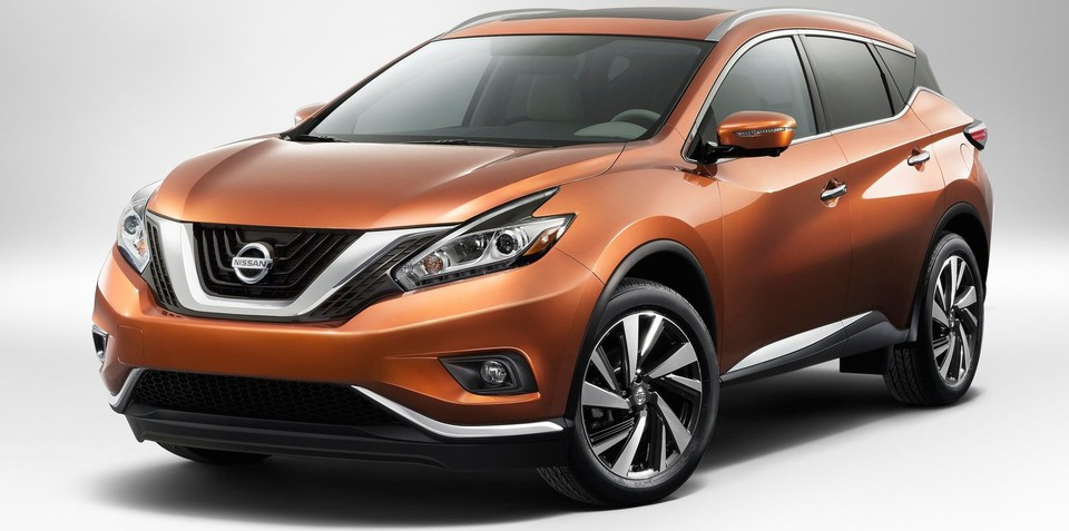 Nissan Murano:: New-generation model ruled out for Australia
