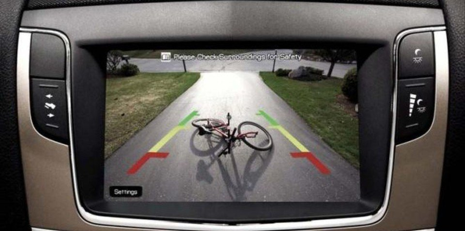 Australian engineers develop reverse auto-braking system to prevent driveway deaths