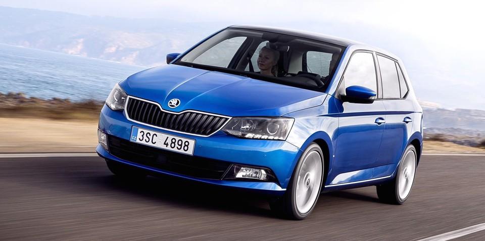 2015 Skoda New Cars