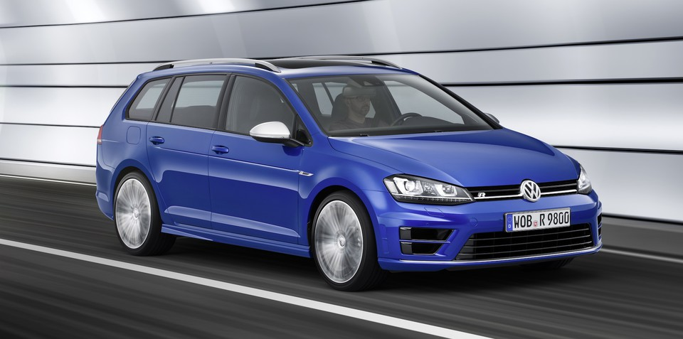 Volkswagen Golf R wagon, T-Roc production model high on local division's wish list