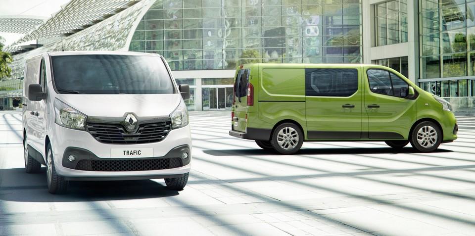 Vans coming in 2015