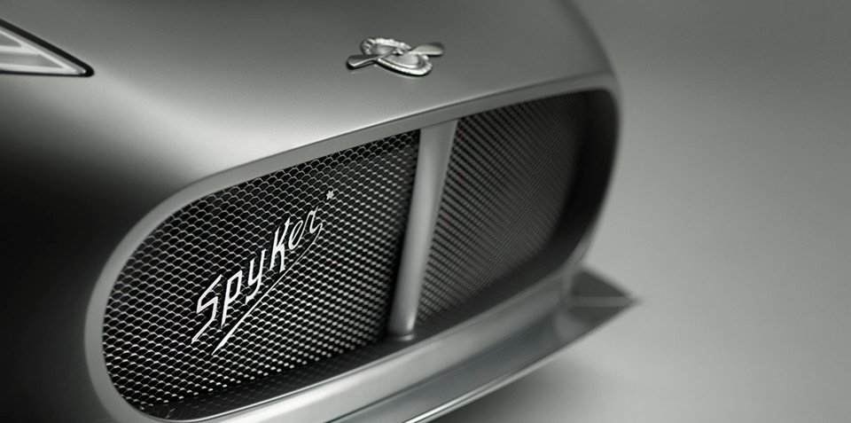 Spyker applies for bankruptcy protection