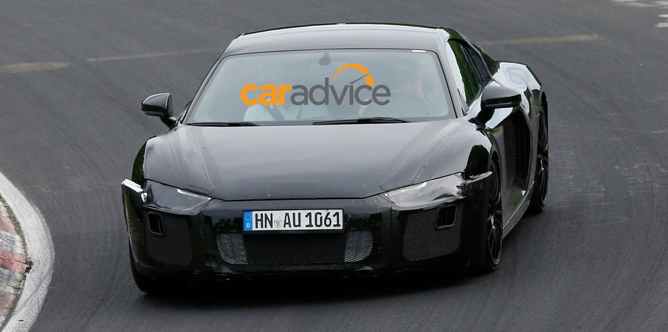 Audi R8 : 400km-plus range and March debut for electric-only new model