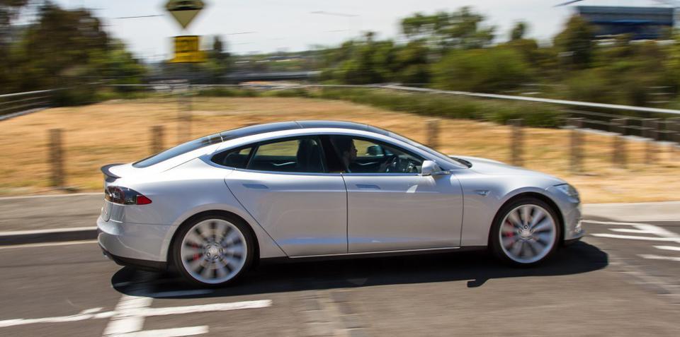 Tesla Motors electric cars clock up one billion miles