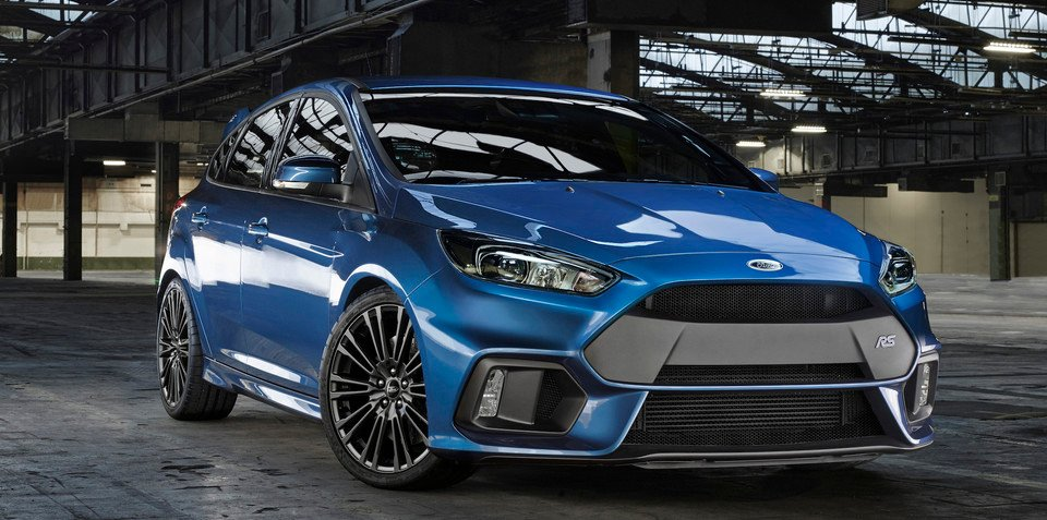 2016 Ford Focus RS: AWD, 235kW-plus hot hatch in detail