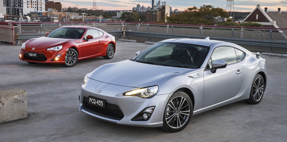 Sports car sales waning in Australia