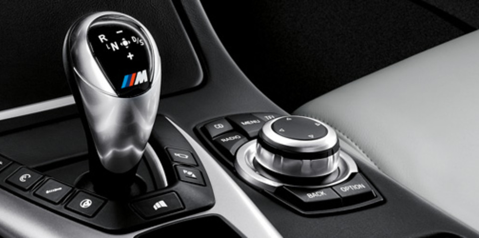 BMW M Division willing to consider standard transmission for non-SUV models