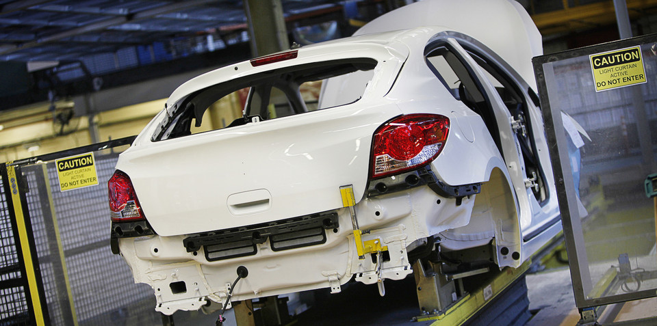 Holden Cruze : Local production unlikely to survive until 2017
