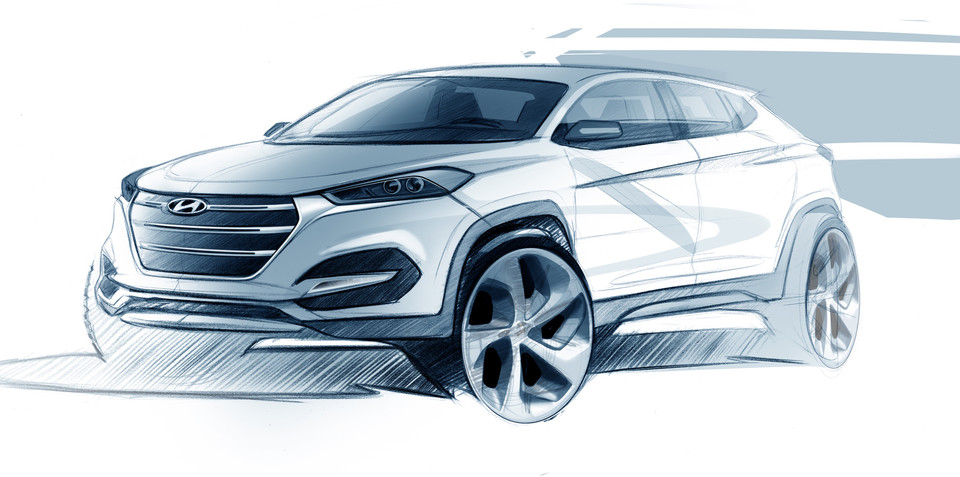 Hyundai ix35 nameplate to be replaced by Tucson in Australia