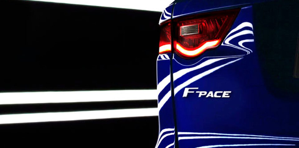 Jaguar F-Pace SUV won't cannibalise Range Rover sales, says local brand