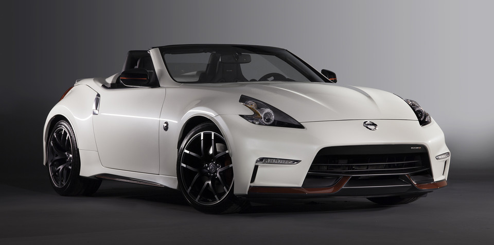 Nissan 370Z Nismo Roadster Concept debuts in Chicago