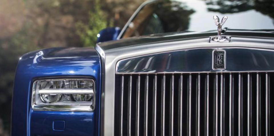 Rolls-Royce officially confirms development of all-new aluminium 'SUV'