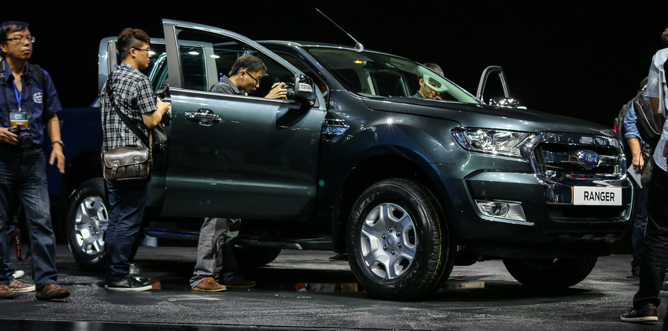 Ford Ranger equipment charge driven by demand for high-spec utes