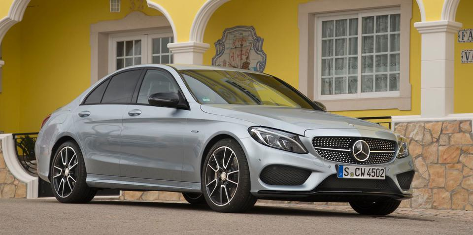 Mercedes-Benz C450 AMG won't dilute AMG brand