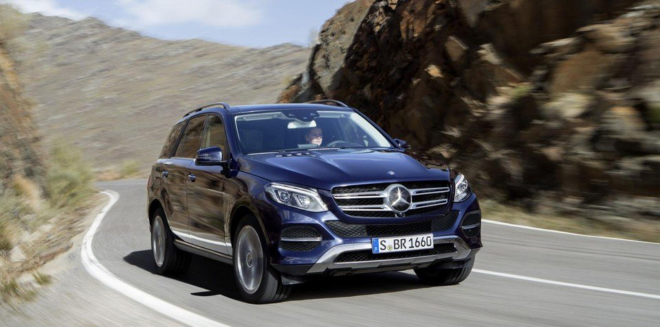 2016 Mercedes-Benz GLE-Class revealed