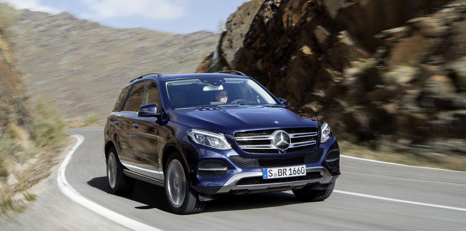 2015-16 Mercedes-Benz GLE, GLS recalled for airbag fix:: 2600 vehicles affected