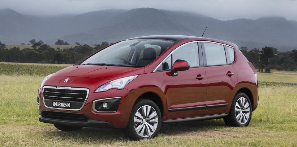 2015 peugeot 3008 pricing and specifications. Black Bedroom Furniture Sets. Home Design Ideas