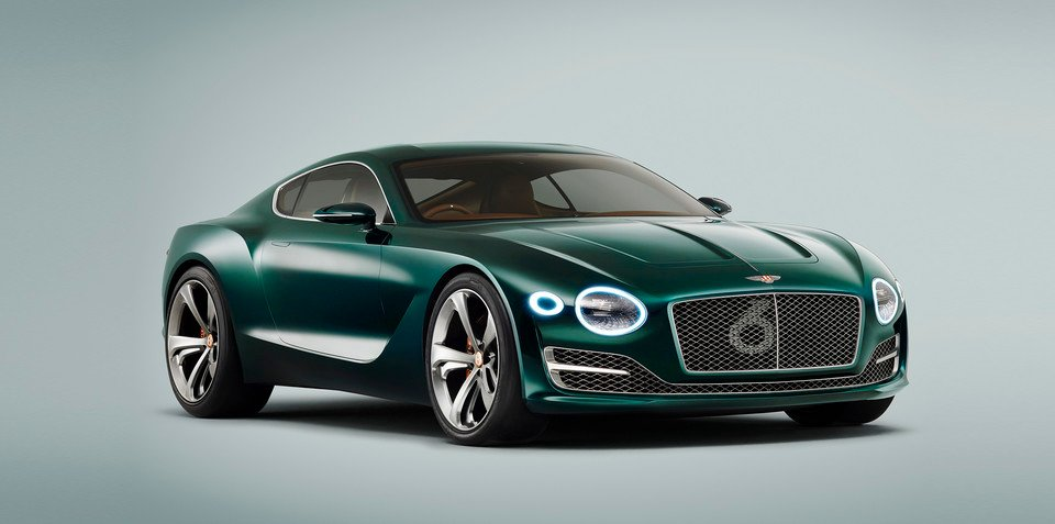 Bentley EXP 10 Speed 6 concept hints at potential new model