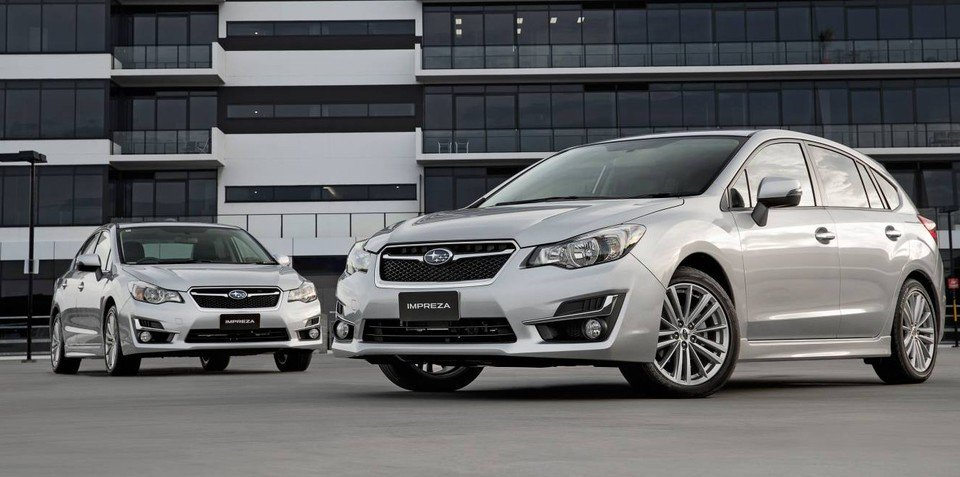 2015 Subaru Impreza prices drop, new equipment added