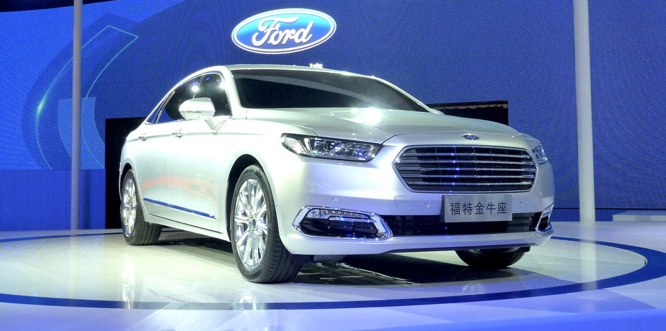 """Ford Australia designers and engineers contributed """"significantly"""" to 2016 Taurus"""