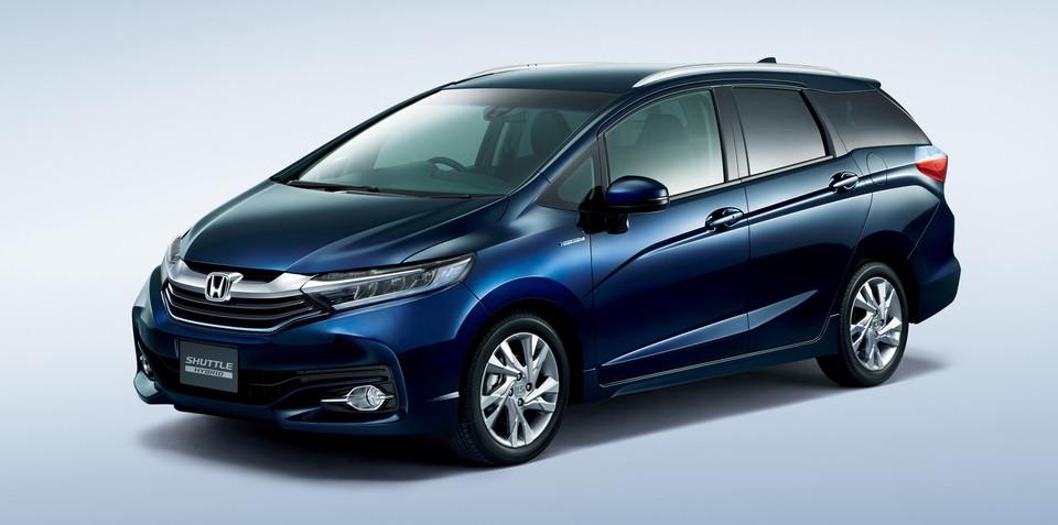 2015 Honda Shuttle revealed